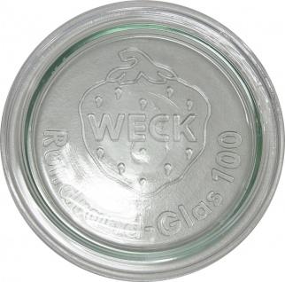 WECK Rundranddeckel 804616 100mm