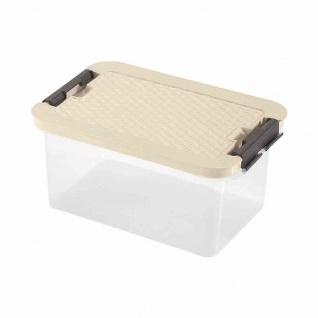 Systembox 8l 33x22x16 + Deckel Box Boxen Aufbewahrung Möbel Haushalt wohnen NEU