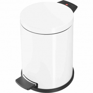 Mülleimer Solid M 12l weiß Abfalleimer Abfallsammler Müllbehälter Haushalt NEU