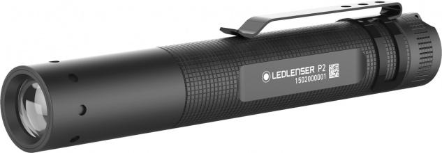 """Zweibrüder ZWEIBR Taschenlampe ,, LED LENSER® P2"""" 8602 Ledlenser P2 Bm"""