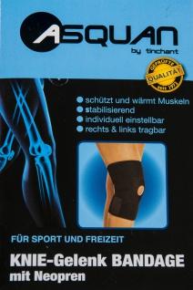 ASQUAN Knie-Gelenk Bandage mit Neopren