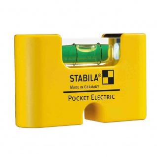 Pocket Electric Wasserwaage 6, 7cm Präzisionswasserwaage Messtechnik Heimwerker