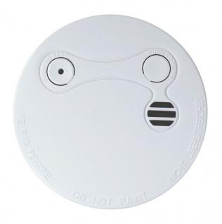 Xeltys Rauchmelder mit 5 Jahres Batterie 85 dB Feuermelder Rauchwarnmelder Alarm