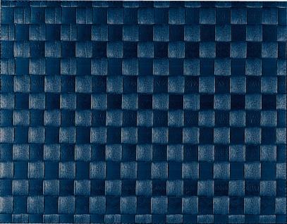 Platzmatte Kolbalt-Blau Tischmatten Platzdeckchen Untersetzer Platsset 40x30cm
