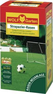 Wolf WOLF Garten Strapazier-Rasen PROFI 3821020 Grassamen Loretta Lj25