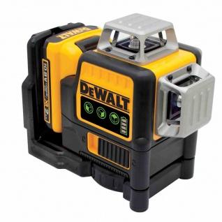 Multilinienlaser 3x360° 10, 8V Laser Baulaser Akkulaser Lasermessgerät NEU TOP