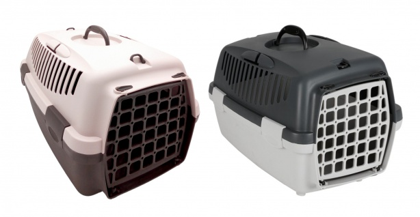 Tier-Transportbox Katzenbox Hundebox Kleintierbox Reisebox Autobox Tragekorb