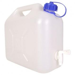 Wasserkanister 5L mit Auslaufhahn Wasserbehälter Kanister Wassertank Camping