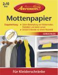 AEROXON MOTTENPAPIER 45442 2x10 Blatt