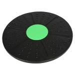 Balance Board 40cm Kunststoff Fitnessboard Therapieboard Gleichgewichtskreisel