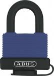"ABUS HANGSCHLOSS-MS- Messinghangschloss ,, Aqua Safe 70IB/45"" 26627 Nr 70-ib-45 Mm-sb"