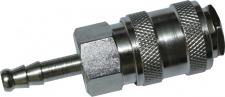 AEROTEC KUPPLUNG Schnellkupplung 2009563Z Bl 9mm TÜlle Blist