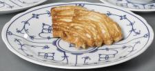 TELLER Frühstücksteller Fest 21cmtallin Indblau