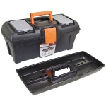 Werkzeugkasten 40x18x19 cm Werkzeugkoffer Werkzeug Koffer Werkzeugkiste Kiste