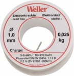 "Weller ELEKTRONIKLOT ,, EL99/1-25 Bleifrei"" T0054025099 El99/1-25 Bleifrei"