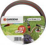 Gardena Profi-System Anschlussgarnitur 2713-20 Profi- Anschlusssatz