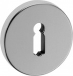 Dieckmann ALU-BB-ROSETTE Schlüsselrosette 3564/0000/01 Verd.sch. 3564 F1