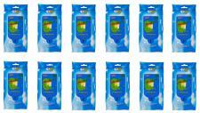 12x 40 feuchte Allzwecktücher 18x20cm wiederverschließbare Packung Hygienetuch