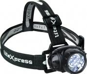 """litexpress LED Stirnlampe ,, Liberty 102"""" LX202701 Lampe Liberty102"""