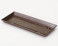 """Geli Goods for green KASTENUNTERSATZ Blumenkastenuntersetzer ,, Standard"""" 80410008 100cm Braun"""
