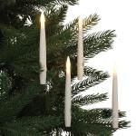 LED Weihnachtsbaumkerzen 10er-Set Weihnachtsbaumbeleuchtung Baumkerzen Kerzen