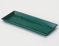 """Geli Goods for green KASTENUNTERSATZ Blumenkastenuntersetzer ,, Standard"""" 80410011 100cm Gruen"""