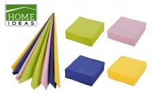 50er-Pack Servietten 33cm 3-lagig 1/4 Falz Papierserviette Tischdeko Papiertuch