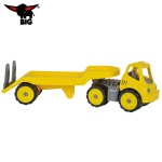 Power-Worker-Mini Transporter Autotransporter Spielzeugauto Baustellenfahrzeug
