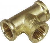 T-STUECK T-Stück 34602-E Messing 3/4 34602e