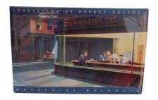 Blechschilder Wandschild Reklameschild Werbeschild Kunstschilder Wanddeko 60x40