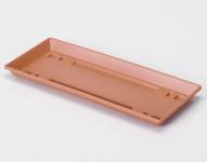 """Geli Goods for green KASTENUNTERSATZ Blumenkastenuntersetzer ,, Standard"""" 80410006 100cm Terra"""
