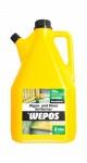 Wepos Algen und Moos Entferner 6x2Liter Konzentrat Grünbelagsentferner