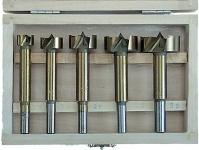 Uniqat FORSTNERB-SORTIM Forstnerbohrersatz 5-t 10-35mm