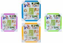 Kunststoff Fotorahmen 35 x 40 cm versch. Farben Bilderrahmen Rahmen Wandrahmen