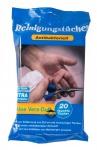 Antibakterielle Reinigungstücher mit Aloe Vera Duft Feuchttücher Putztücher