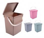 Waschmittelbox 5L Waschpulverbox Waschmitteldose Waschmittelbehälter Klammerkorb