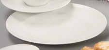 THOMAS THO Frühstücksteller 10222 Teller Fl 22pure/s. Ws.rd.