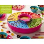 Candy-Maker Süßigkeiten Silikonform Schokolade Gummibärchen Kindergeburtstag