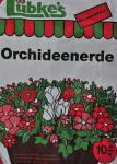 4x Lübkes Orchideenerde 10L