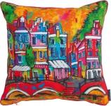 """MADISON KISSEN Zierkissen ,, Pillow"""" PIL7G119 Pillow 50x50 Cm Amsterdam"""