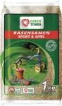 GREEN TOWER GT Sport- und Spielrasensamen Sport&spiel- Rasensaat 1 Kg Btl.