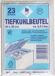 GEFRIERBEUTEL Tiefkühlbeutel 503 210x300 Bt A23st
