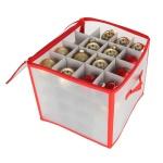 Aufbewahrungs-Faltbox für Weihnachtsbaumschmuck Christbaumkugeln Weihnachtsdeko