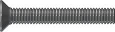 Uniqat GEW Gewindeschraube DIN 965 Schraub V2a D965 3x20 A100st C