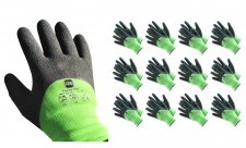 RECA Thermo Plus Arbeitshandschuhe 12x Gr.10 Winterhandschuhe Schutzhandschuhe
