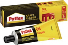 "PATTEX Kraftkleber ,, Compact Gel"" PT50N Compact Kleber 50gr"