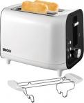 """UNOLD Toaster ,, Shine White"""" 38410 Shine White"""