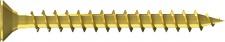 Uniqat SPANPL-SCHRAUB Spanplattenschrauben Gelb 2, 5x16 A50st C