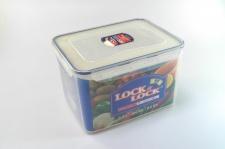 VORRATSDOSE Frischhaltedose HPL 838 Eck. Lock&lock 9, 0l