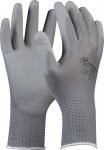 "Uniqat Montagehandschuh ,, Micro Flex Grau"" Handschuh Micro Gr Gr. 7"